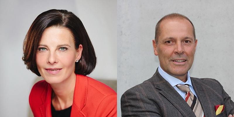 Marion und Peter Zimmermann